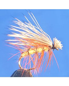 Elkhair Caddis Tan #12, 12st