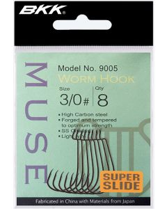 Muse Worm Hook SS