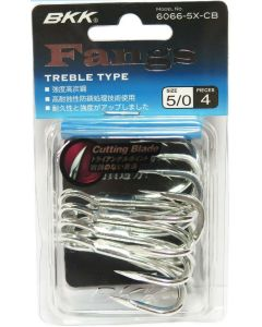 Fangs Treble Hook BT