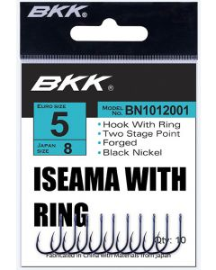 Iseama with Ring